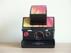 Polaroid SX-70 alpha black