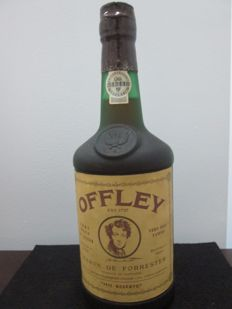 1951 Colheita Port Offley Baron de Forrester Reserve - bottled in 1984