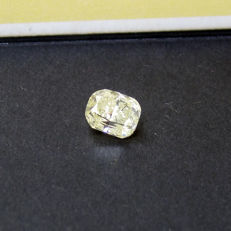 Natural Fancy Yellow- 1.03ct - IGL Certified