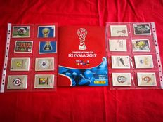 Panini - Confederations cup RUSSIA 2017 - Empty album + complete loose stickerset.