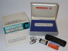 Minox C - subminiature - mint condition