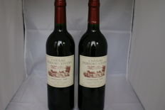 2000 Chateau Durfort Vivens, Margaux 2eme Grand Cru Classe - 2 bottles