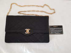 Chanel - Woc handbag with jewelled carrying strap - Vintage
