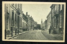The Netherlands 431x; old views of cities and villages