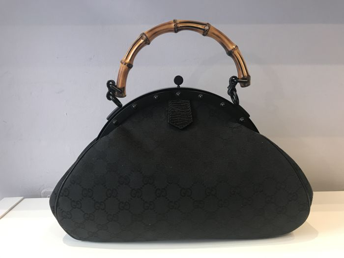 8cead1c433f3 Gucci - Bamboo bag - Catawiki