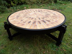 Roger Capron - Large Garrigue Coffee Table