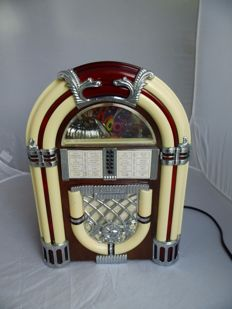 Juke Box radio cassette player