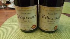 2 Bottles Echezeaux Grand Cry 1997 Hevre le Puy