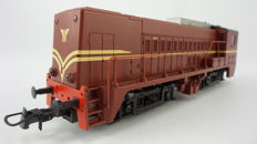Roco H0 - From set 41504 - Diesel electric locomotive 2200/2300 series of the NS