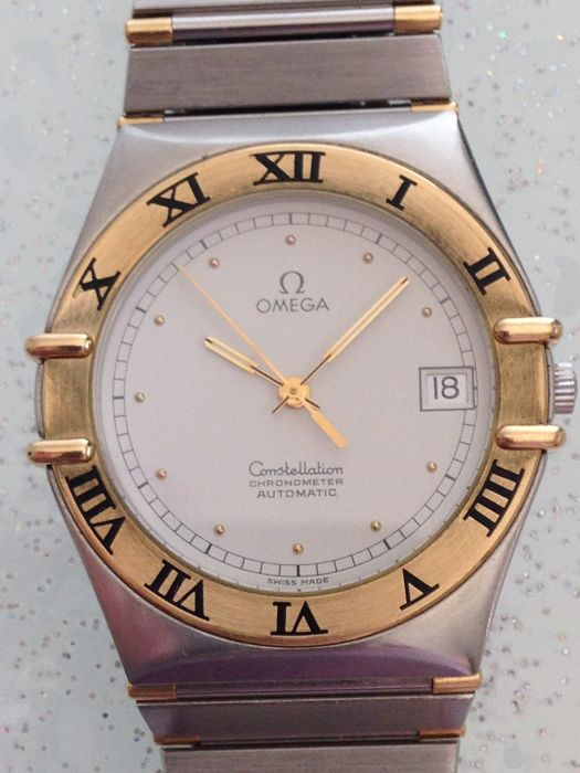 Omega - Constellation Chronometer Automatic - Men - 1980-1989