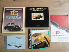 Citroen DS - books - 1985