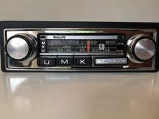 Rare Philips 22RN513 radio U-M-K from 1971
