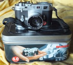 "Minox Digital Classic Camera LEICA M3 4.0 MP ""NEW"""