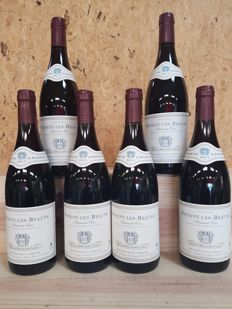 2011 - Savigny Les Beaune 1er Cru - Deschamps Carnet - 13 % vol. - 6 bottles