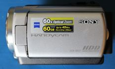 SONY camera and camcorder
