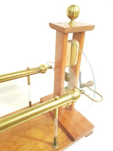 a very rare french electrostatic machine based on a 18th century