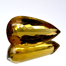 Citrine - 19.43 ct  - No Reserve Price