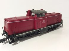 Fleischmann H0 - 4230 - Diesel locomotive BR 212 258-8 of the DB (2102)