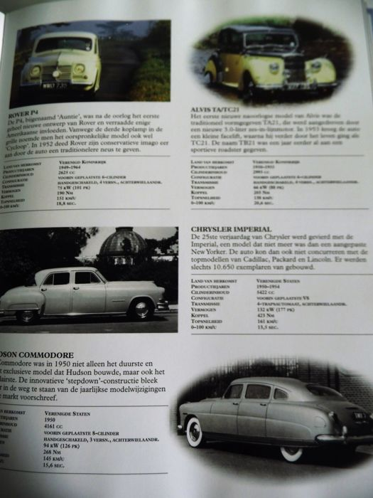From Collection 5 Automobile Books Mercedes Bmw 1001