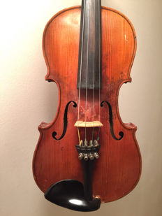 Nice German violin, ca 1920