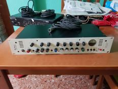 TL Audio Ivory series PA-5051 microphone preamplifier for voice