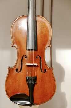 Violin 4/4 antique (ca. 1900)