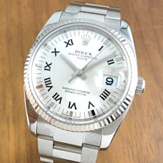 Rolex Oyster Perpetual Date Ref. 115264 - Like New - 2008