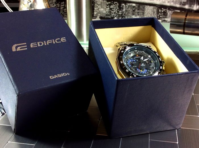 CASIO Edifice EDIFICE Red Bull Racing Edition EF 550  NfHlA