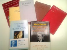 Harry Mulisch; Lot with 7 titles in first and/or special edition - 1976 / 2014