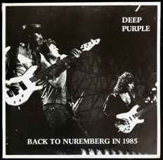 Deep Purple - Back to Nuremberg in 1985 - Unofficial realize