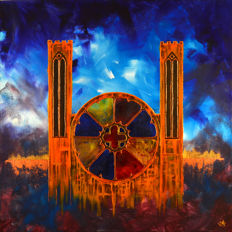 Jakub DK - Abstract Cathedral