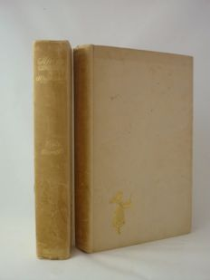 Lewis Carroll - Alice's Adventures in Wonderland & Through the Looking Glass and what Alice found there - 2 volumes - 1902