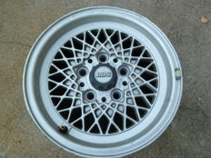 BBS wheels 6 1/2 x 14 for BMW series 5 e12