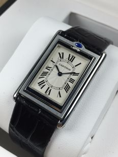 Cartier Basculante Manual Ref: 2390 - herenhorloge