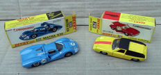 Dinky Toys - Scale 1/43 - Matra 630 No.200 and Lotus Europa No.218