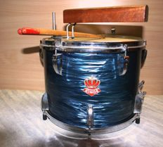 "Vintage  ""KINGS Snare drum"" - ca  1960s-1970s - West Germany"