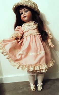 Antique doll - Herman Steiner - Germany