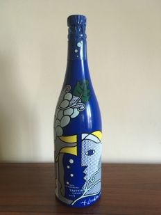 1985 Taittinger Collection (Roy Lichtenstein)- Brut Champagne - one bottle of 750 ML