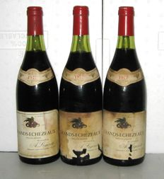 1977 Grands-Echezeaux Grand Cru, Antoine Ligeret - lot 3 bottles