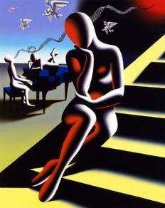 Mark Kostabi - Upwardly Mobile (Kreutzer Sonata)