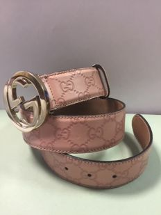 Gucci – Women's leather belt