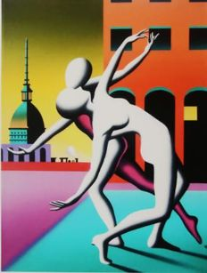 Mark Kostabi - Dance with me