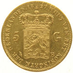 Check out our The Netherlands – 5 guilder coin 1827B, Willem I – gold