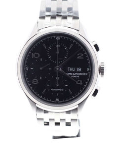 Baume & Mercier - Clifton Chronograph Weekday Date - M0A10212 - Unisex - 2011-heden