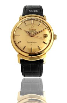 Omega - Constellation Chronometer Grand Luxe - 168.002 - Uomo - 1960-1969