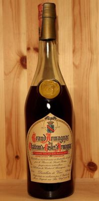 1972 Grand Armagnac du Chateau de Castex d'Armagnac, 1er Grand Cru du Bas Armagnac - 1 bottle 75cl, 42%vol.