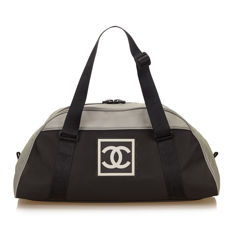 Chanel - Sports Line CC Duffel Bag