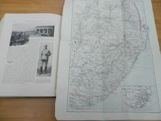 With the Flag to Pretoria : The Standard Illustrated History of the Boer War - 1899 - 1900
