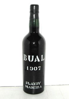 1907 Madeira Bual Blandy's – 1 bottle