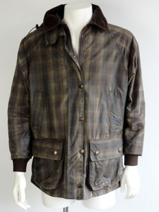 Barbour – Jack – Waxed – With removable hood